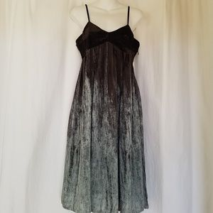 MAEVE Anthropologie Watercolor Print Sun Dress